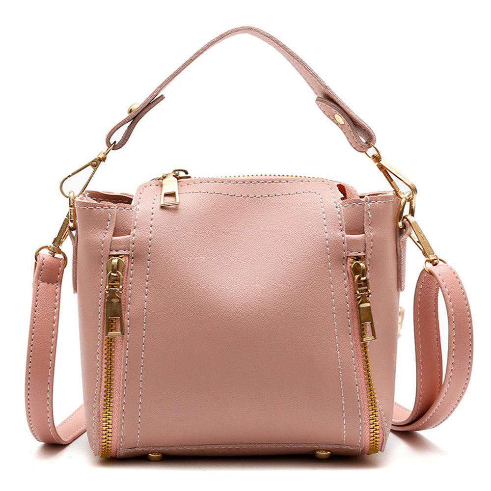 Affordable Satchel Female Mini Bag New Fashion Shoulder Bag Handbag All-Match Tide Korean Student Bucket Bag