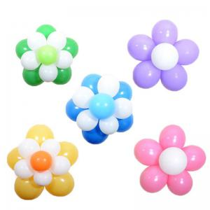10PCS Wonderful Design Flower Shape Balloons Sealing Clip For Wedding/Birthday/Christmas Party Decoration Supplies -