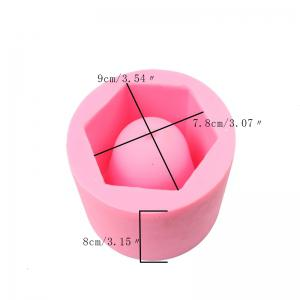 Hexagon Pot Moule Silicone Custom Made Ciment Moule Silicone Béton Moule Plante Flowerpot Moules -