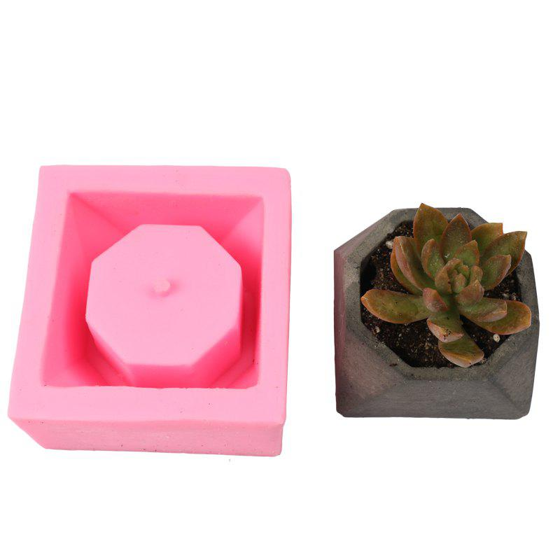 Unique Flower Pot Molds Silicone Vase Mold Silicone Cement Mould Silicone Concrete Mold Clay Mould Concrete Planter Mold