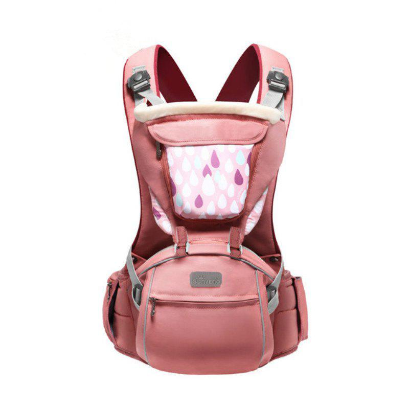 Trendy SUNVENO Designer Baby Carrier Infant Toddler Front Facing Carrier Sling Kids Kangaroo Hipseat Baby Care 0-36Months