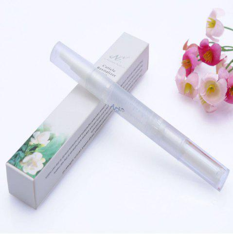 Cheap New Cuticle Revitalizer Oil Nail Nutrition Oil Pen Moisturizing Moist Nail Treatment Protection Woman Make Up Tools