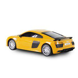 Attop 1815 Audi R8 1:18 Authorizes Remote Control Car Simulation Drifting Racing Car Racing Model Toy Car -