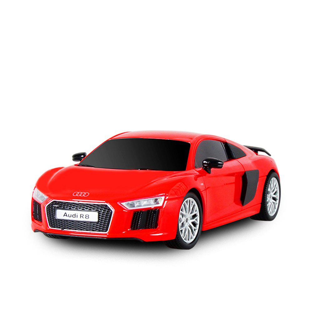 Fancy Attop 1815 Audi R8 1:18 Authorizes Remote Control Car Simulation Drifting Racing Car Racing Model Toy Car