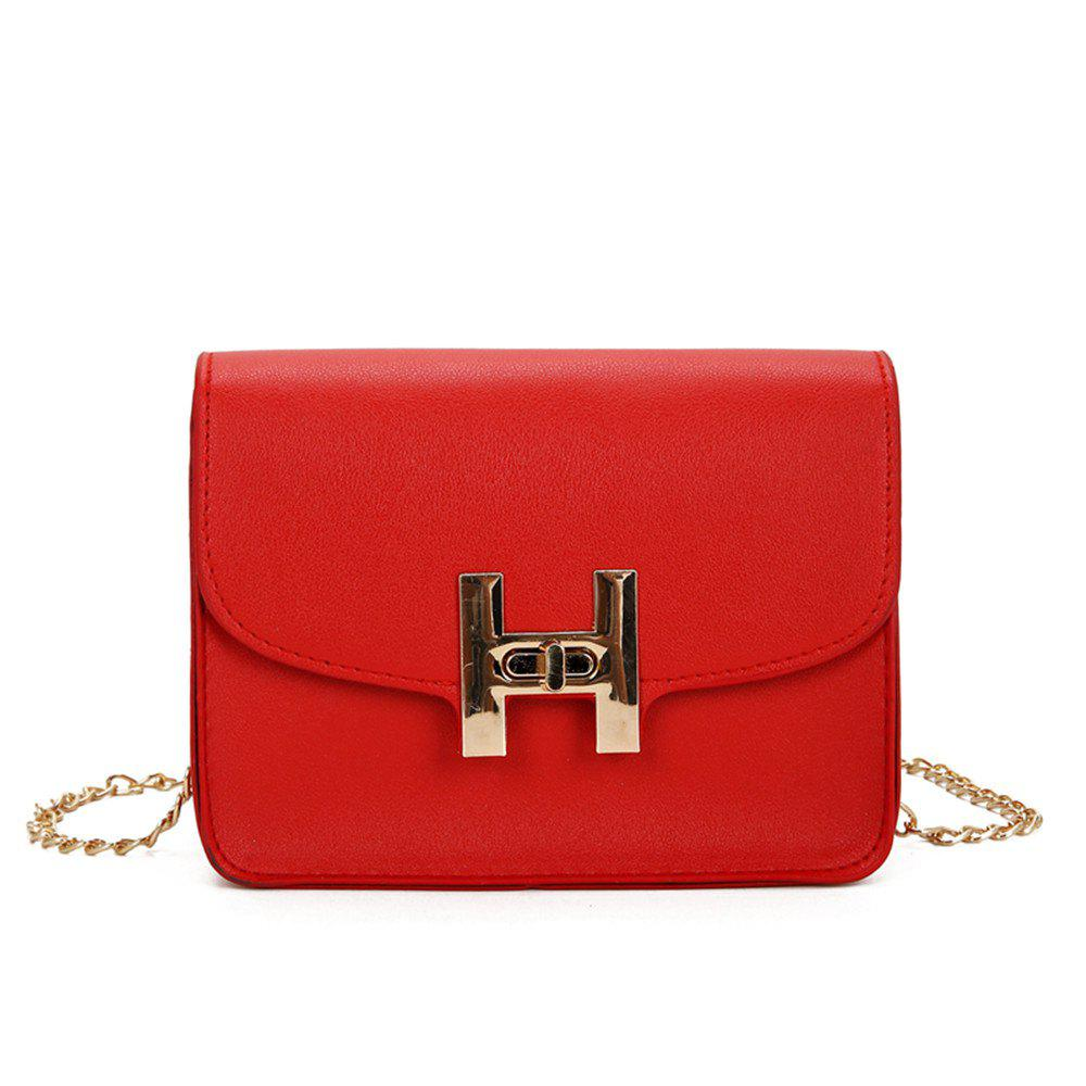 Fashion Small Square Bag Mini Chain Las Shoulder Messenger Wild