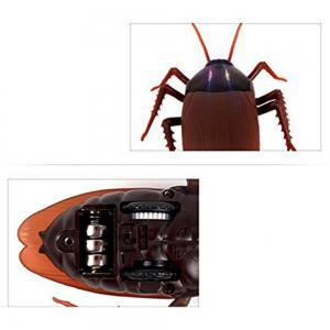 LeadingStar Funny Toy Kids Toys Creative Simulation Infrared Remote Control Cockroach The Entire Toy zk30 -