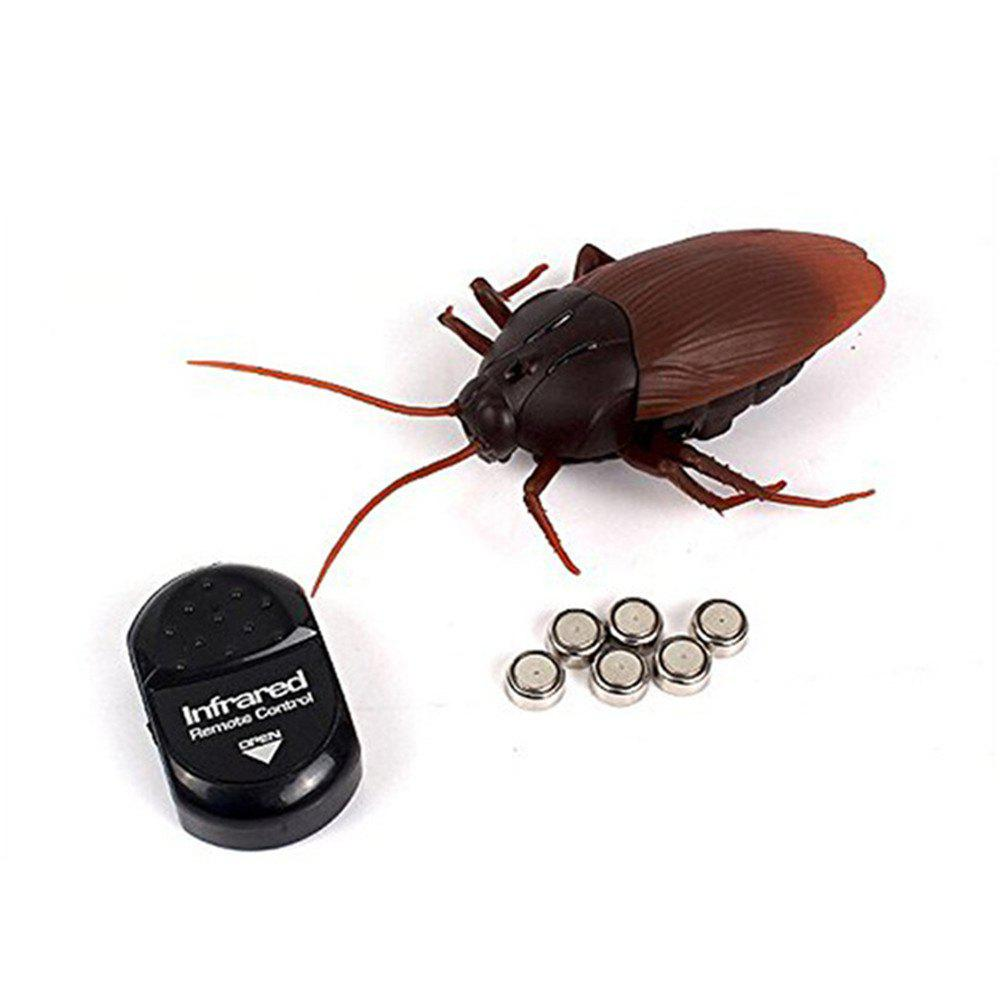 Discount LeadingStar Funny Toy Kids Toys Creative Simulation Infrared Remote Control Cockroach The Entire Toy zk30