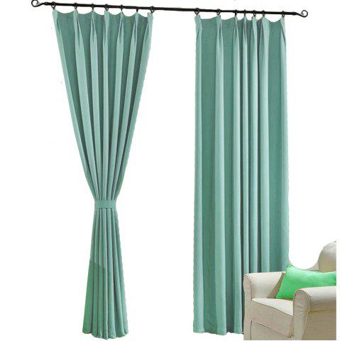 Fancy Thickened shading curtain Insulated finished curtain
