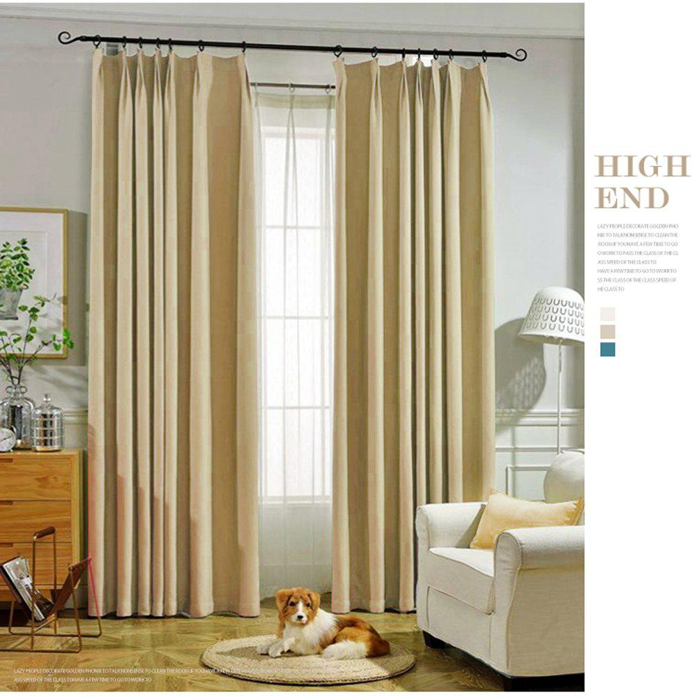Best Thickened shading curtain Insulated finished curtain