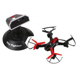 YD - 822S Mini RC Drone 2.4G 4CH 6 - Axis RTF Quadcopter Battle with 3D Flip Function and Led Lights -
