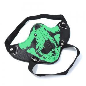 Hot Selling New Personality Locomotive Face Mask -