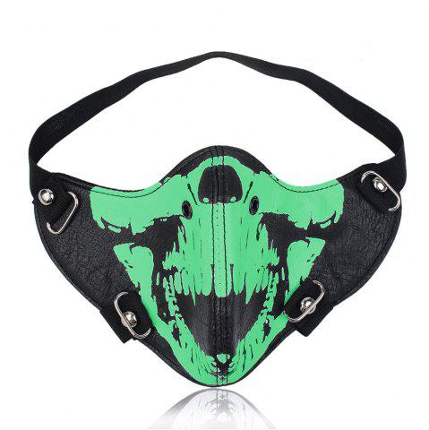 Fancy Hot Selling New Personality Locomotive Face Mask