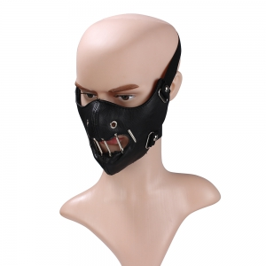 Hot Selling Personality Tidal Cortex Locomotive Outdoor Riding Mask -