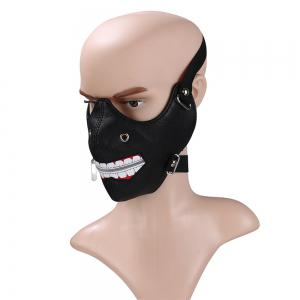 Dustproof and Anti Fogging Locomotive Zipper Mask -