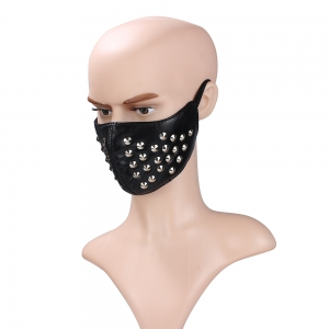 Hot Selling New Cortico Riveting Locomotive Face Mask -