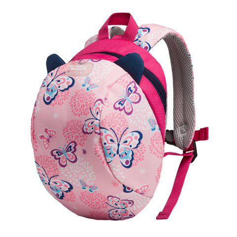 Online SUNVENO Cute Cartoon Toddler Baby Harness Backpack Leash Safety Anti-lost Backpack Strap Walker Dinosaur Backpack childr