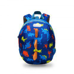 SUNVENO Cute Cartoon Toddler Baby Harness Backpack Leash Safety Anti-lost Backpack Strap Walker Dinosaur Backpack childr -
