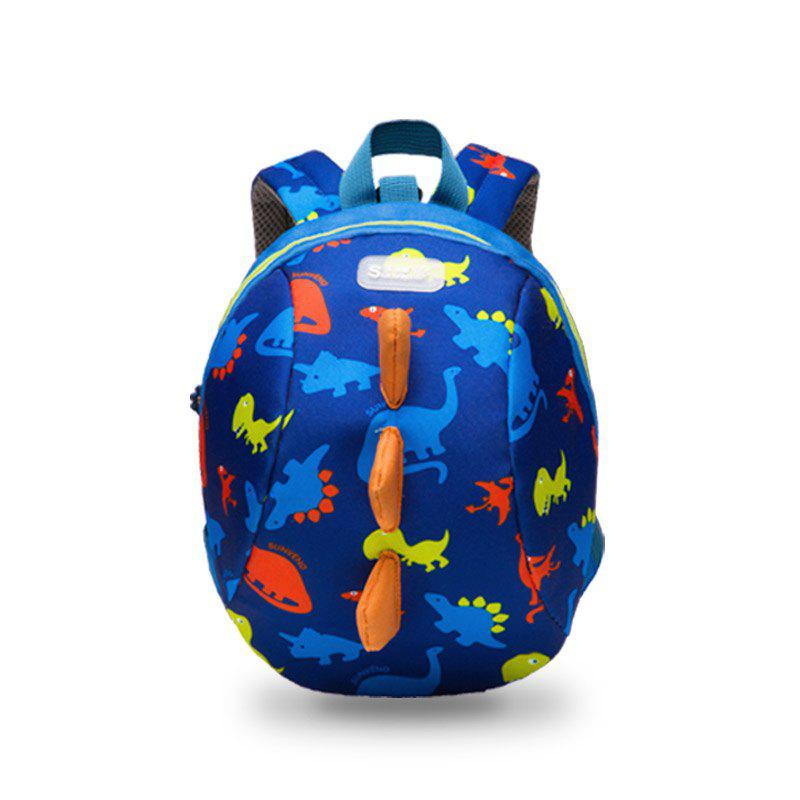 Sale SUNVENO Cute Cartoon Toddler Baby Harness Backpack Leash Safety Anti-lost Backpack Strap Walker Dinosaur Backpack childr
