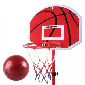 Kid's Basketball Hoop Toys Set 1.7 Meters Basketball Stand -