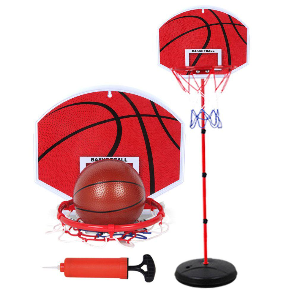 Affordable Kid's Basketball Hoop Toys Set 1.7 Meters Basketball Stand