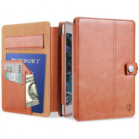 Online Benuo for iPad Pro 10.5 Case All in 1 Classic Leather Case w/ Card Slots/Pencil Holder and Hand Strap Folio Flip Case / Secure Closure Multi Stands