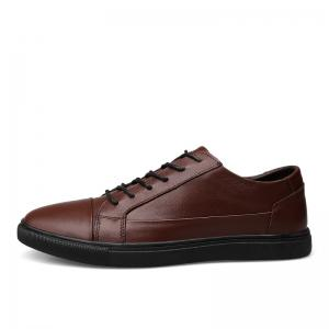 Four Seasons Head Layer of Cowhide Men'S Casual Shoes -