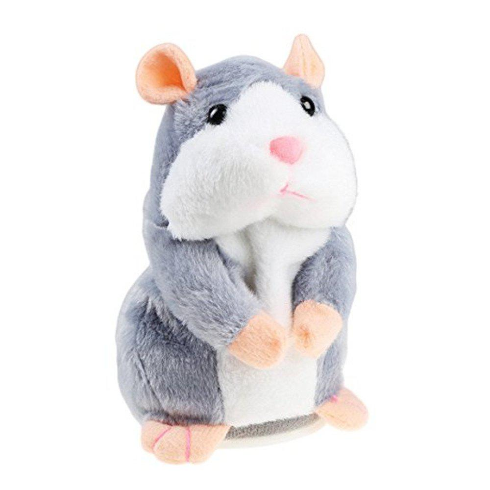 Mimicry Talking Hamster Repeats What You Say