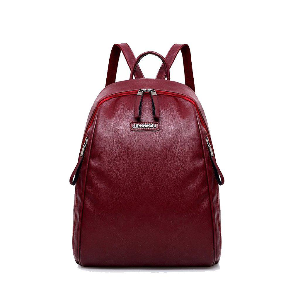 cf51b6323ef4 ... Fashion women backpack high quality youth leather backpacks for teenage  girls female  innovative design abb5c 97dd7 Outfit women backpacks womens  pu ...
