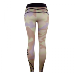 Women'S Fall/Winter Ultra Soft Popular Best Christmas Camouflage Printed Holiday Fashion Leggings -