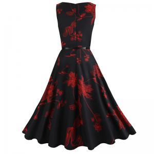 Vintage Audrey Hepburn Dress -