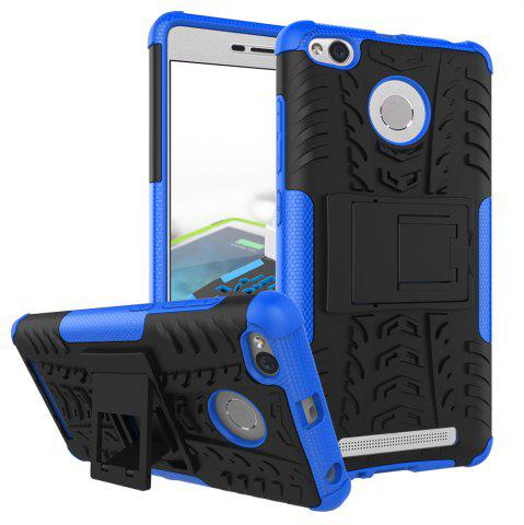 Trendy Cover Case for Redmi 3S / 3Pro Shock Proof And Antiskid TPU + PC Material Cool Tattoos Stents