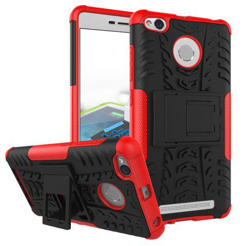 New Cover Case for Redmi 3S / 3Pro Shock Proof And Antiskid TPU + PC Material Cool Tattoos Stents