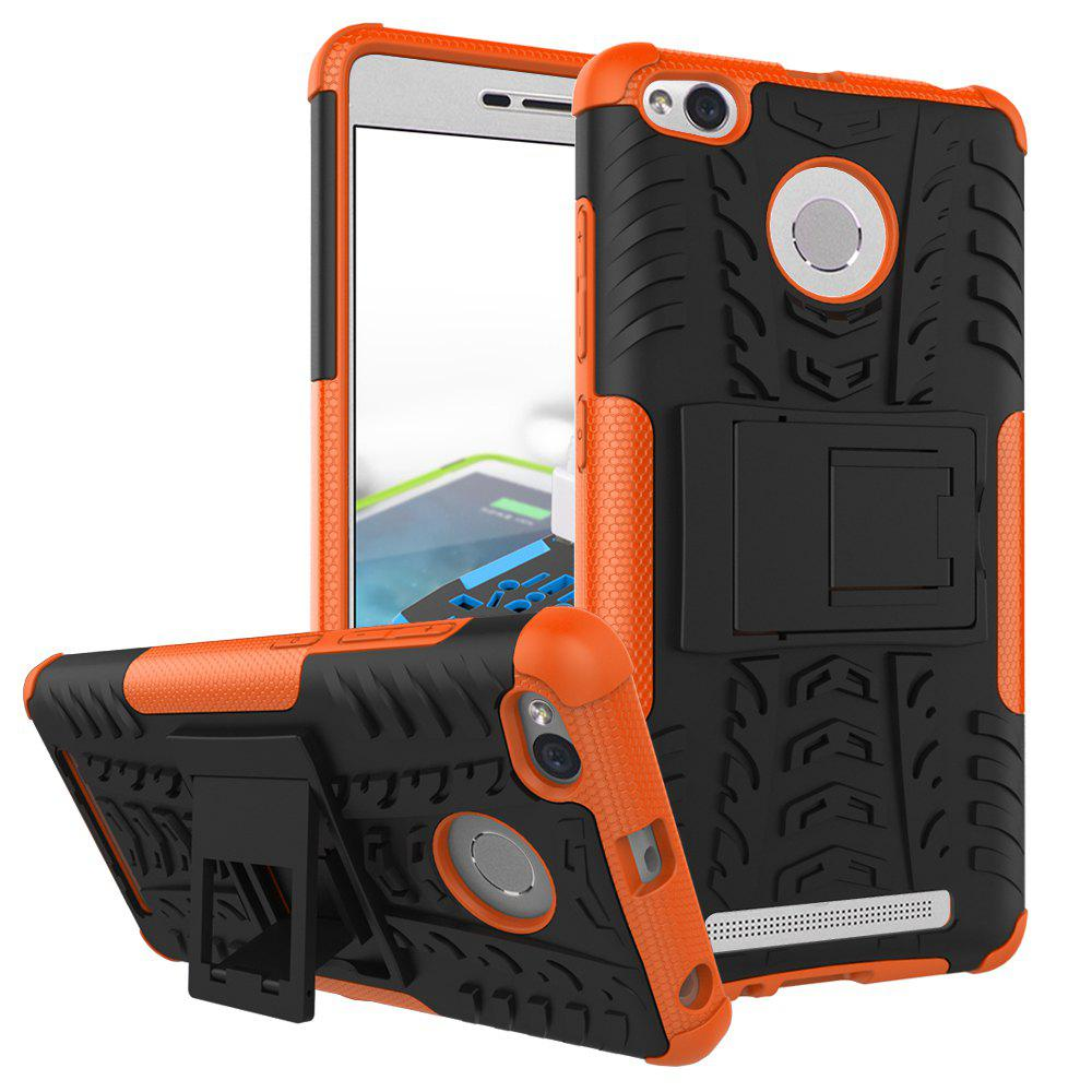 Buy Cover Case for Redmi 3S / 3Pro Shock Proof And Antiskid TPU + PC Material Cool Tattoos Stents