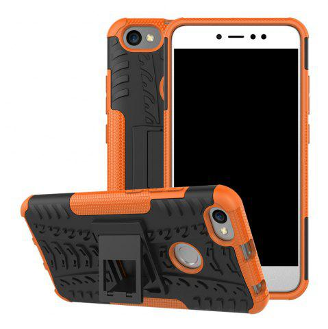 Store Cover Case for Redmi Note 5A Shock Proof And Antiskid TPU + PC Material Cool Tattoos Stents
