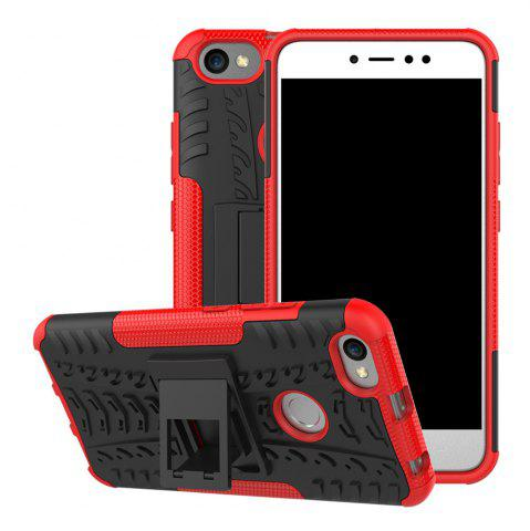 Chic Cover Case for Redmi Note 5A Shock Proof And Antiskid TPU + PC Material Cool Tattoos Stents