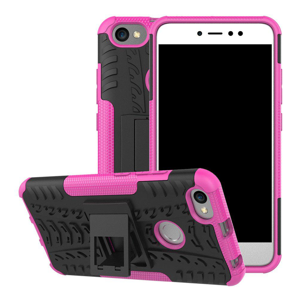 Affordable Cover Case for Redmi Note 5A Shock Proof And Antiskid TPU + PC Material Cool Tattoos Stents