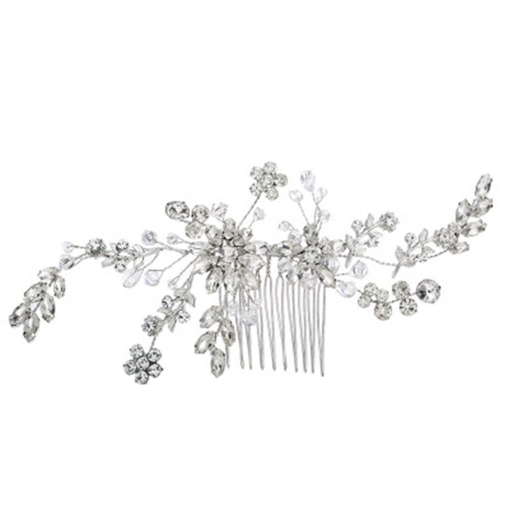 Europe and the United States new fashion ornaments wedding hair Comb hairpin 250413301