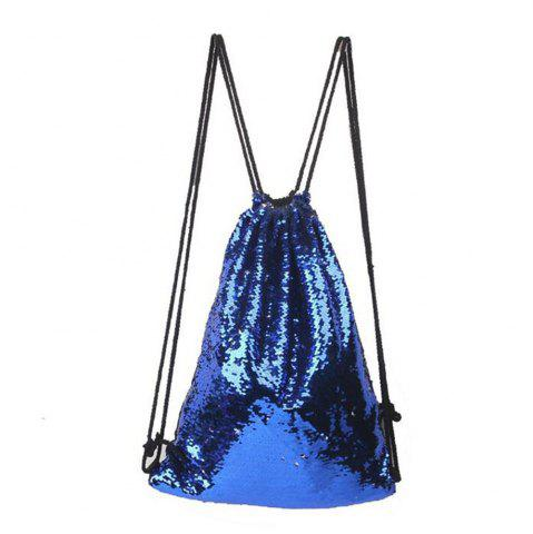 Outfits High Quality Drawstring Sports Bag Climbing Hiking Shopping Backpack Trendy