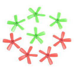 SKYSTARS 4 Pairs 1835 1.8 Inch 5 Blade Propeller For FPV Racing Drone -