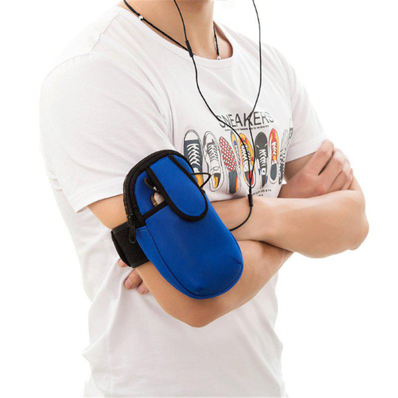 Outfit Outdoor Sports Arm Package Running Package Men and Women Phone Arm Package Wrist Package Portable Cell Phone Package