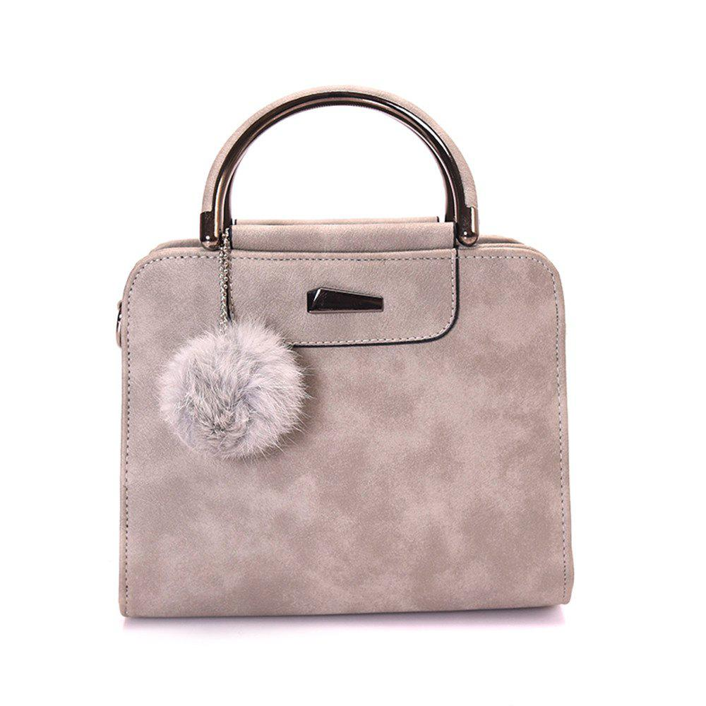 Affordable Handbags Small Square Package Frosted Bag Wild Shoulder Messenger