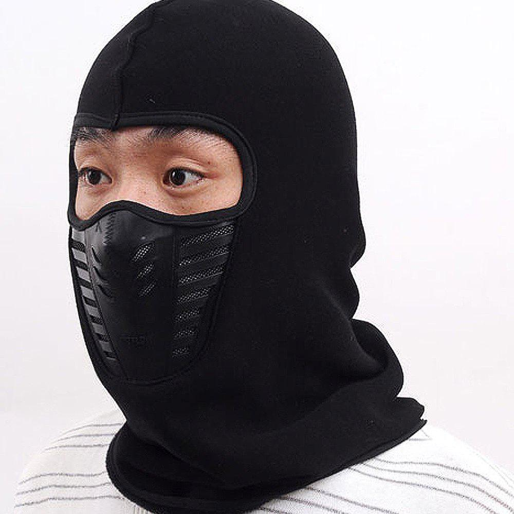 Store Men Women Outdoors Cycling Hiking Head Face Neck Windproof Hat Mask Warm