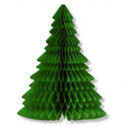 Honeycomb Christmas Tree Decorations Party Wedding Table Centerpiece 10 Inch -