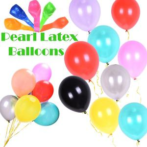 Latex Balloons 160PCs Party Balloons Assorted Color Thick Premium Quality 12 inches Decorations for Birthday Wedding Graduation Ceremony -