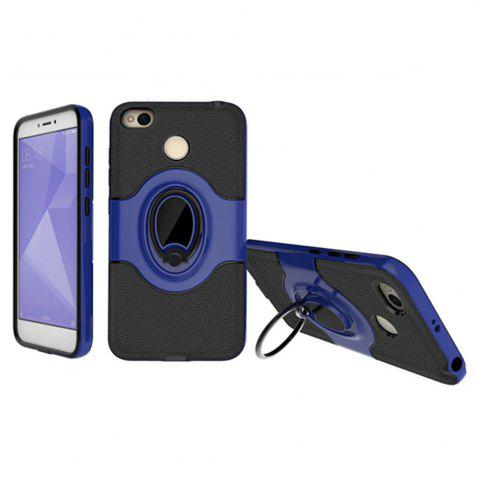 Shops Cover Case for Xiaomi Redmi 4X  With Shock Absorption Dual Design Phone Ring Holder Anti-scratch Protective