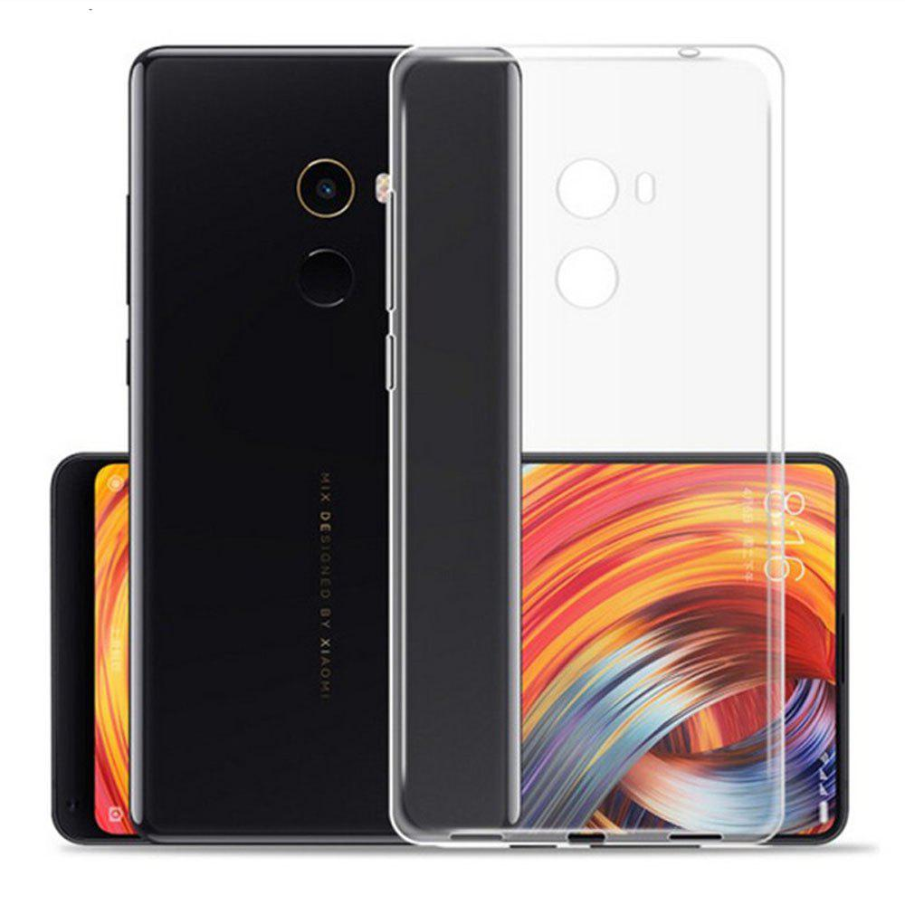 Unique Thin Soft TPU Case for Xiaomi Mix