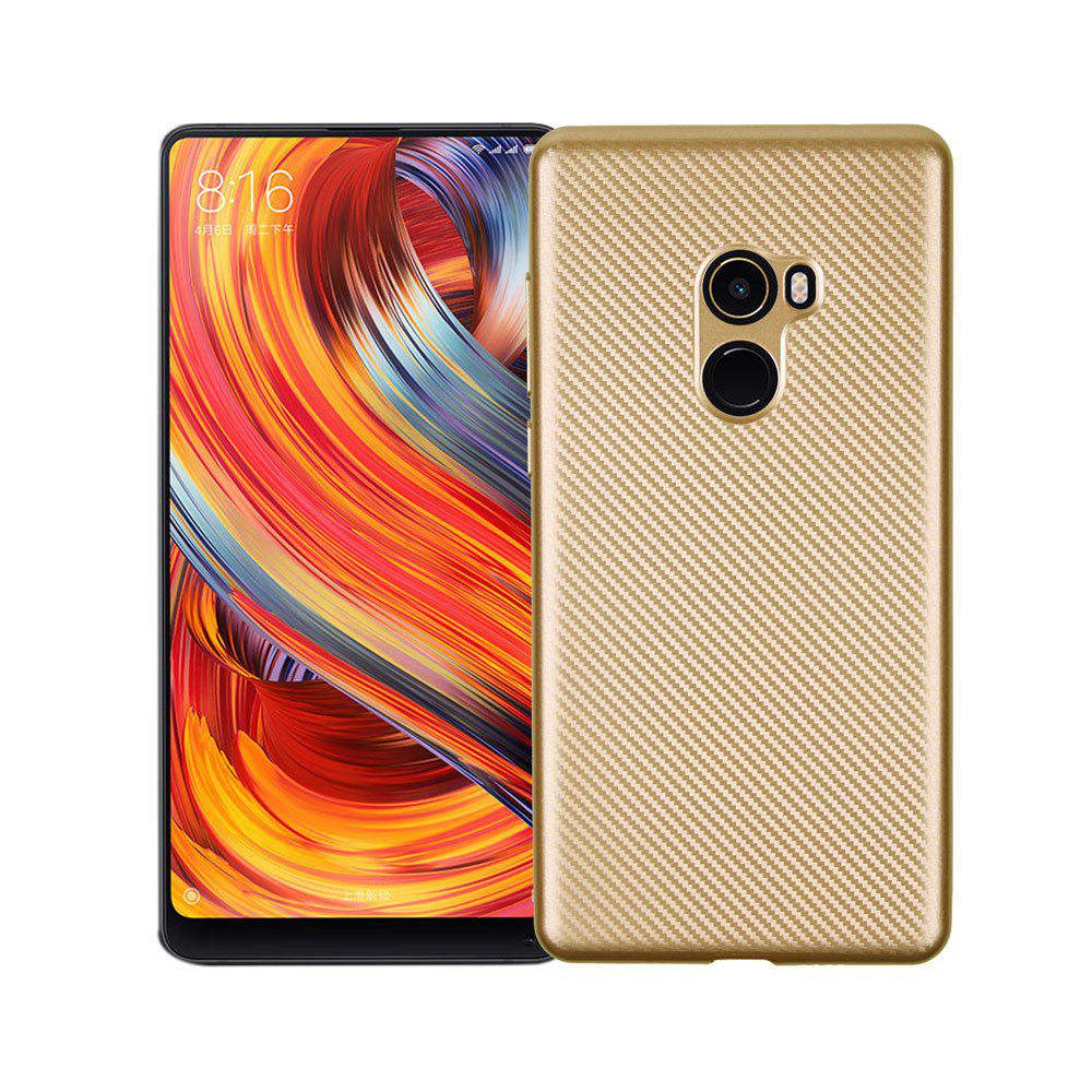 Discount Soft Carbon Fiber Phone Case for Xiaomi Mix 2