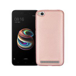Soft Carbon Fiber Phone Case for Xiaomi Redmi 5A -