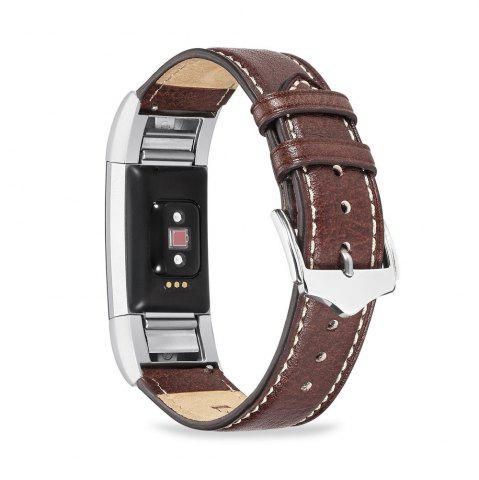 Shops Benuo for Fitbit Charge 2 Genuine Leather Replacements 42mm