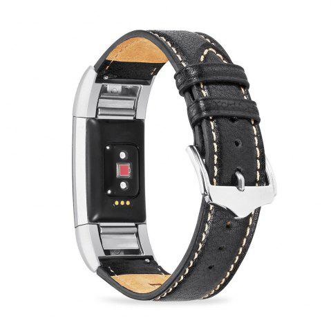 Hot Benuo for Fitbit Charge 2 Genuine Leather